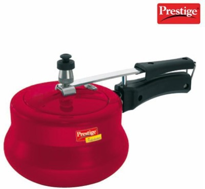 Prestige Nakshatra Plus HA Handi Aluminium 2 L Pressure Cooker (Induction Bottom, Inner Lid)