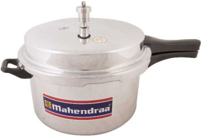 Mahendra Aluminium 3 L Pressure Cooker (Induction Bottom, Outer Lid)