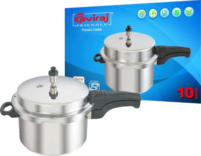 Kaviraj 10 L Pressure Cooker