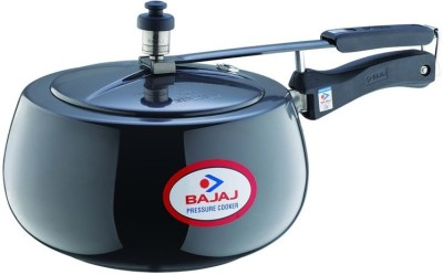 Bajaj Handi Anodized Induction Base PCX 63HD 3 L Pressure Cooker