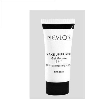 Meylon Make Up Primer Gel Mousse 2 in 1 Primer  - 30 ml