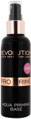 Makeup Revolution London Aqua Priming Base Primer  - 100 ml