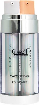 glam 21 2 IN 1 Makeup Base Primer  - 60 ml