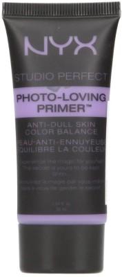 nyx photo loving anti dull skin Primer  - 30 ml
