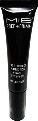 MIB Prep,Prime Face Protect Protector (SPF-25) Primer  - 30 ml