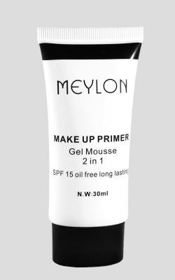 Meylon Paris Gel Mousse Make Up  Primer  - 30 ml