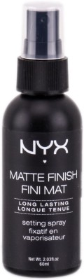 Nyx Matte Finish Makeup Setting Spray Primer  - 60 ml