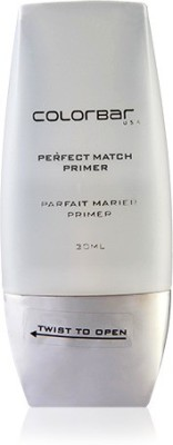 Colorbar Perfect Match Primer - 30 ml(Transparent)
