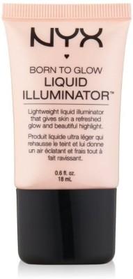 Nyx Cosmetics Born To Glow Liquid Illuminator Primer  - 17.7 ml