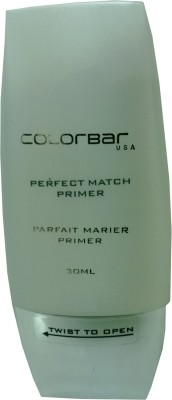 Colorbar Perfect Match  Primer  - 30 ml