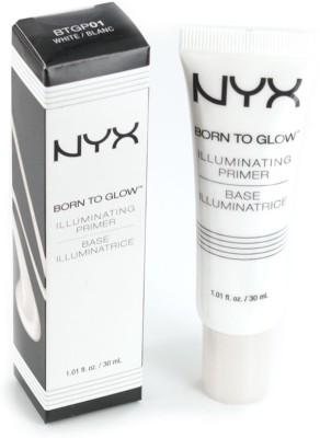 NYX born to glow illuminating Primer  - 30 ml
