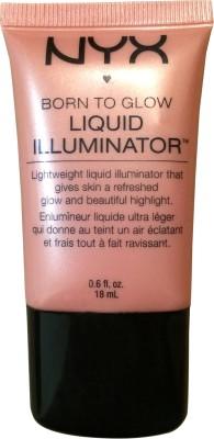 NYX Born To Glow Liquid Illuminator  Primer  - 18 ml