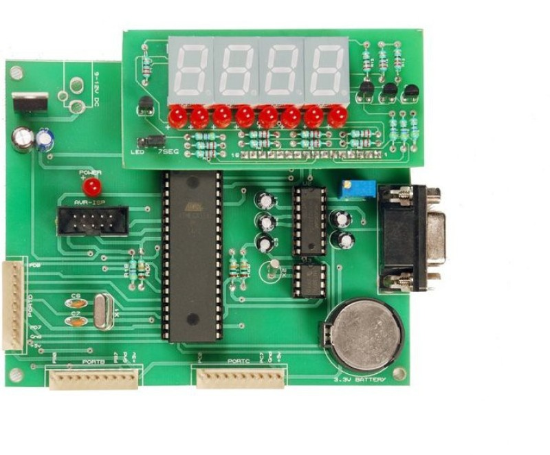 fairlinx Assembled Double Sided Printed Circuit Board(Pack of 2)