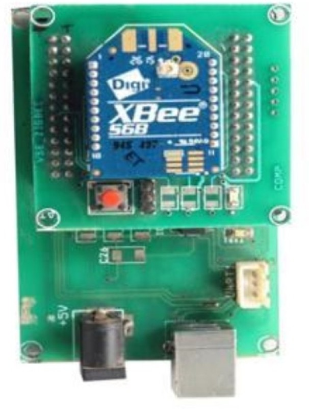 VASEE ELECTRONICS Assembled Double Sided Printed Circuit Board(Pack of 1)