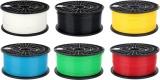 COLIDO Printer Filament (Red, Black, Yel...
