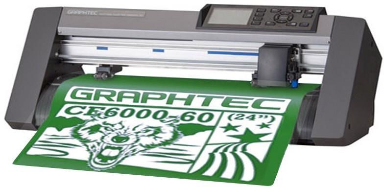 Graphtec ce6000-60 Multi-function Printer(Black, Silver)