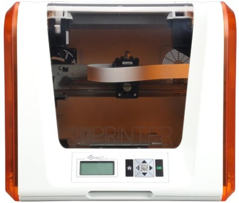 Xyzprinting Da Vinci Jr. 1.0 3d Single Function Printer(Multicolor)