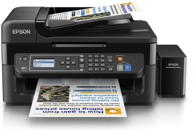 Epson Ink Tank L565 Multi-function Printer(Black)