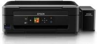 Epson Ink Tank L445 Wifi Multi-function Wireless Printer(Black, Refillable Ink Tank)