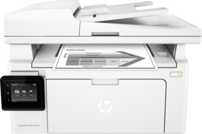HP LaserJet Pro MFP M132fw Multi-function Printer(White)