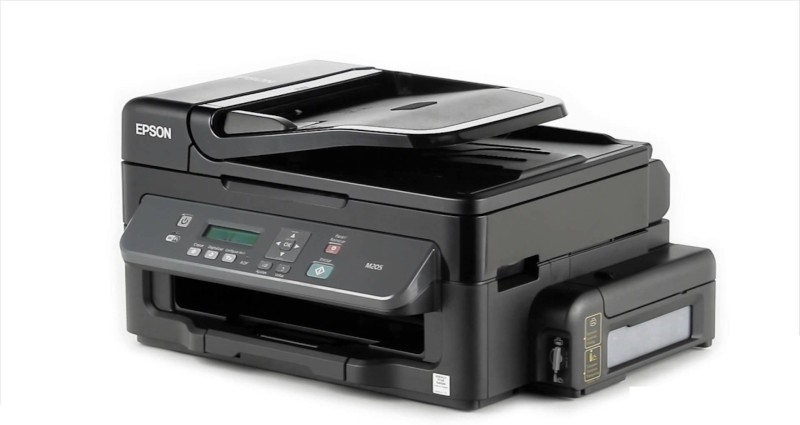 Epson Ink Tank M205 Multi-function Printer(Black)