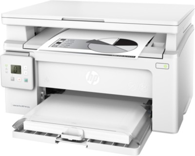 HP LaserJet Pro MFP M132a Multi-function Printer(White)
