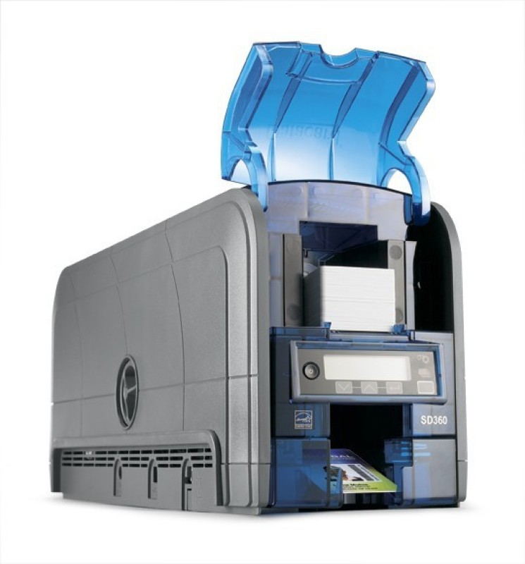 Datacard SD360 Single Function Printer(Blue)