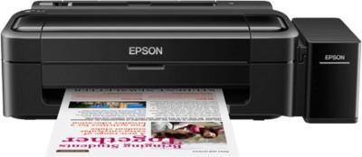 Epson L130 Single Function Inkjet Printer(Black)