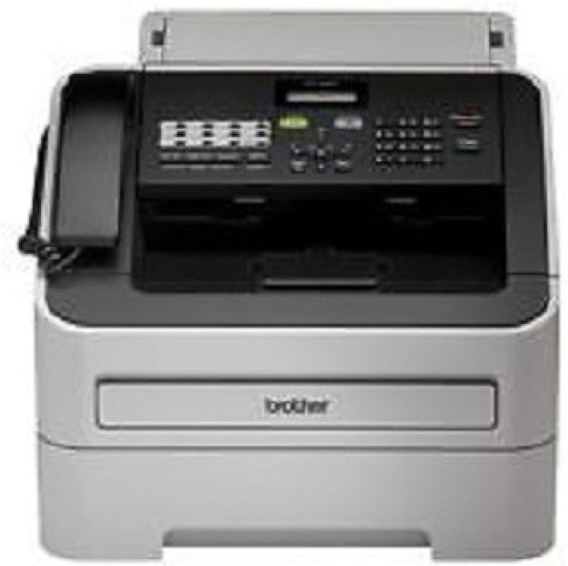 Brother FAX-2840 Multi-function Printer(Grey)