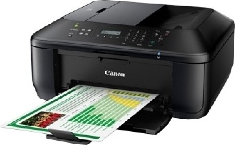 Canon MX477 Multi-function Printer(Black)