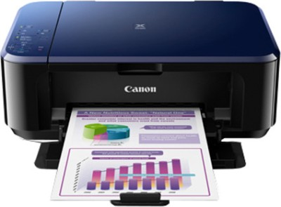 Canon E560 Multi-function Inkjet Printer