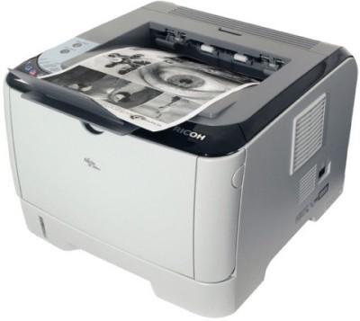 Ricoh - Aficio SP 300DN Duplex Networking Single Function Laser Printer