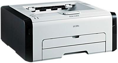 Ricoh Aficio SP 200N Single Function Printer(Black, White)