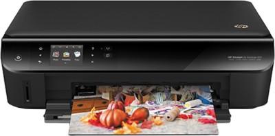 HP Deskjet Ink Advantage 4515 All-in-One Wireless Printer(Black)