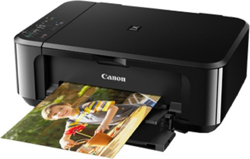 Canon Pixma MG3670 Multi-function Printer(Black)
