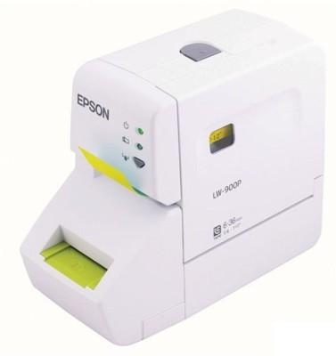 Epson LW 900Electronic Label printer Single Function Printer(White)