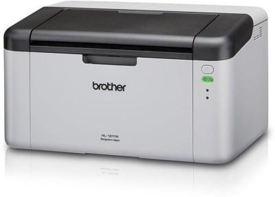Brother Hl-1211 Single Function Printer(White)