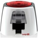 Evolis badgy100 Single Function Printer ...