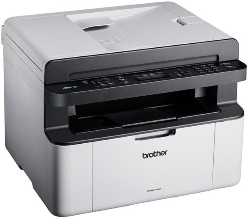 Brother DCP 1616NW Multi-function Printer(White, Black)