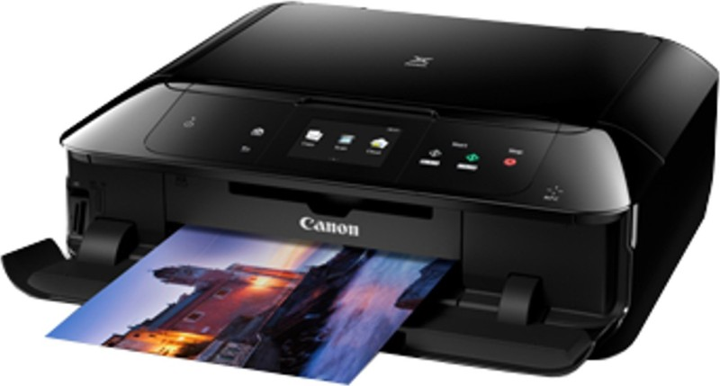 Canon Pixma MG7770 Multi-function Printer(Black)
