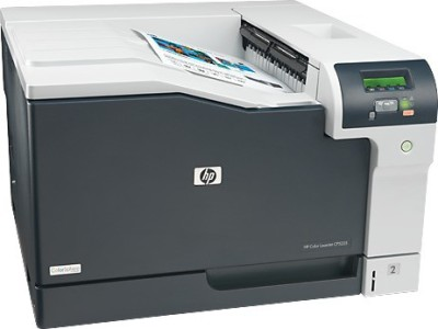 HP Color LaserJet CP5225(CE710A) Single Function Printer(White)