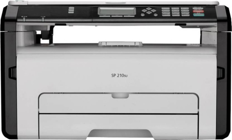 Ricoh SP 210SU Multi-function Printer(Black, White)
