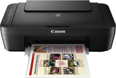 Canon PIXMA MG3070S Multi-function Printer(Black)