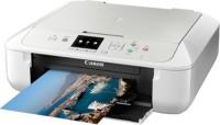 Canon Pixma MG5770 Wireless Multi-function Printer(White, Silver)