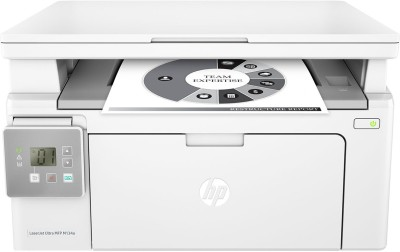 HP LaserJet Ultra MFP M134a Multi-function Printer(White)