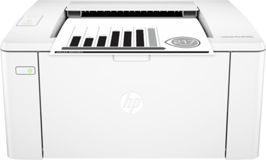 HP LaserJet Pro M104w Multi-function Printer(White)