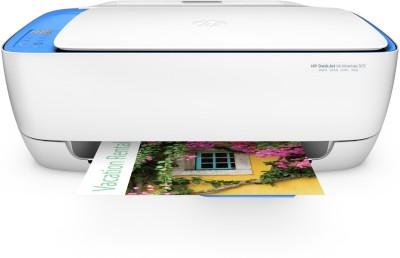 HP DeskJet Ink Advantage 3635 All-in-One Printer(White)