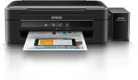 Epson L360 Multi-function Inkjet Printer(Black)