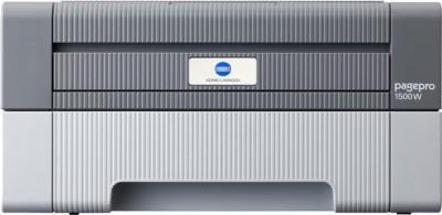 Konica Minolta Pagepro 1500W Single Function Printer(White, Grey)
