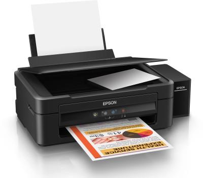Epson L220 Multi-function Inkjet Printer(Black)